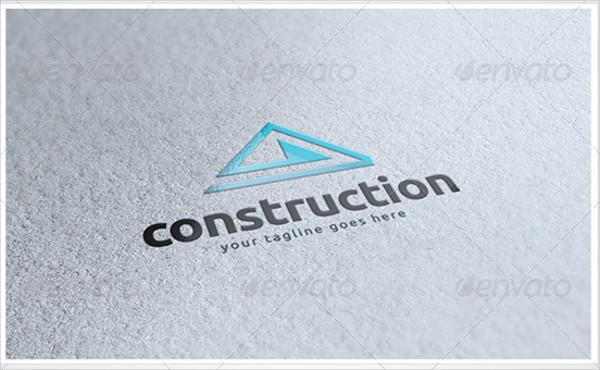 Modern Construction Logo Template