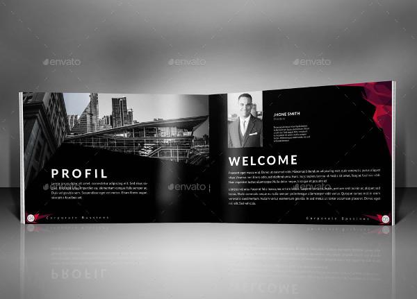 Multipurpose Corporate Architect Brochure Template