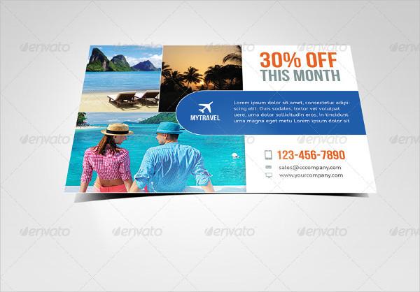 Multipurpose Marketing Postcard Template