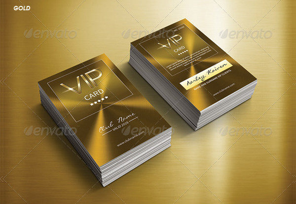 Multipurpose VIP Cards for Business