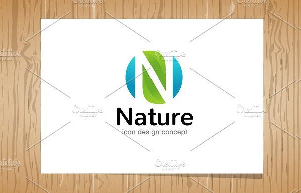 Nature Corporate Design Logo Template