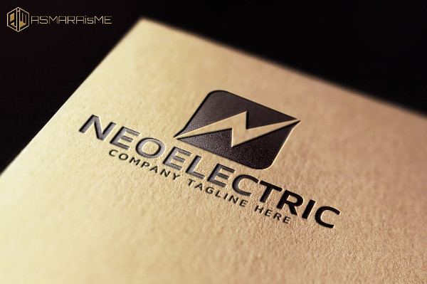 Neo Electric Logo Design