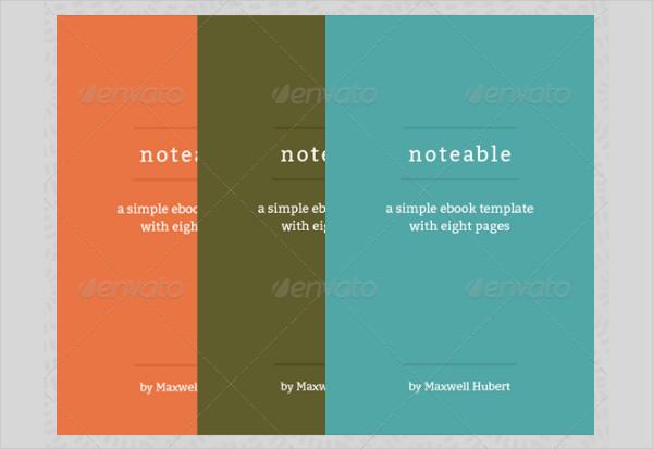 Notable EBook Template