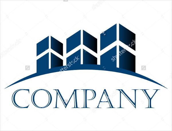 Construction Office Logo Template