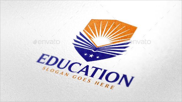 Education Society Logo Template