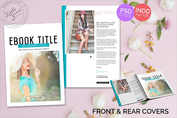 Photography Ebook Template