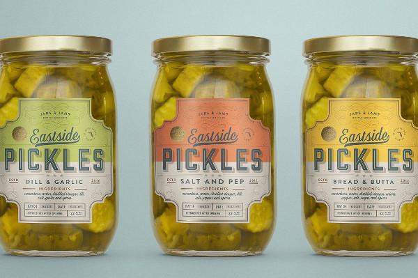 Pickle Jar Mockups