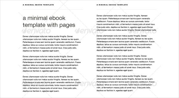 Pocket Ebook Template