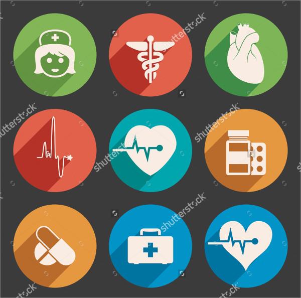 Vector Medical Icon Set