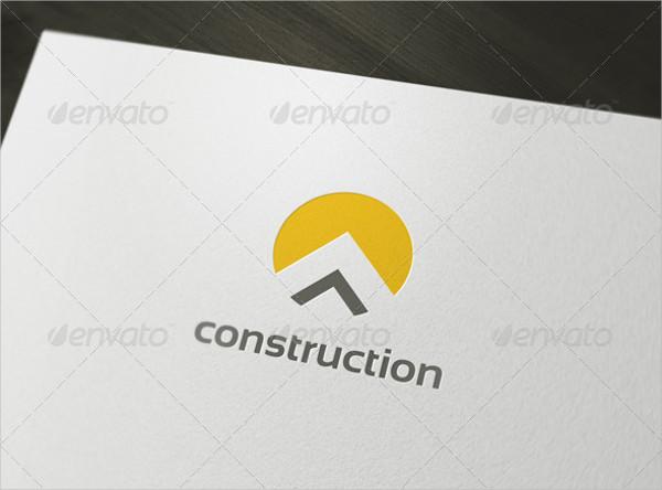 Branding Construction Logos Template