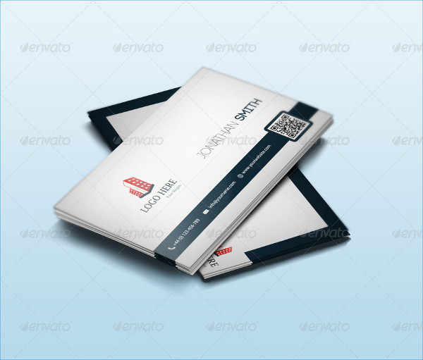 Print Ready Real Estate Business Card Template