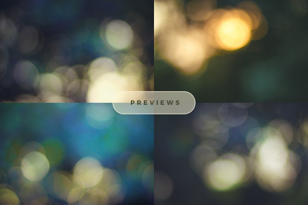Romantic Bokeh Blur Backgrounds Pack