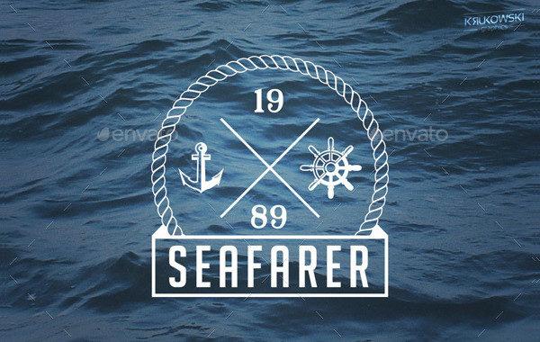 Sea Marine Badges