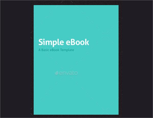 Simple EBook Template