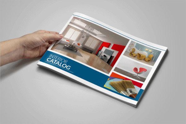 Simple Interior Catalog Brochure
