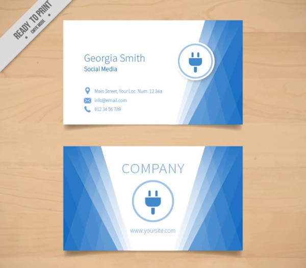 39 social media business card templates free premium download social media business card template free accmission Image collections