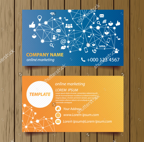 39 social media business card templates free premium download best social media marketing business card reheart Gallery