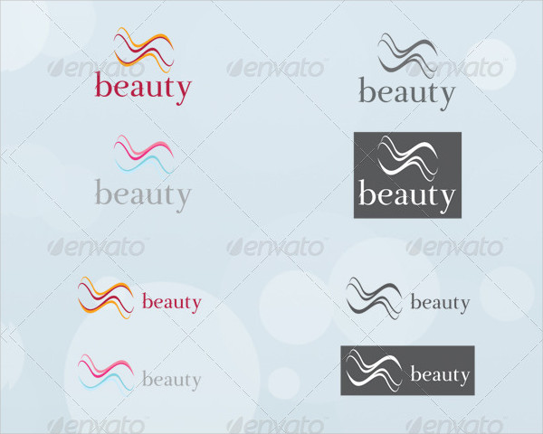 Stylish Salon Logo Designs