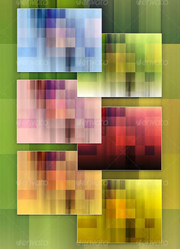 Stylish Mosaic Background