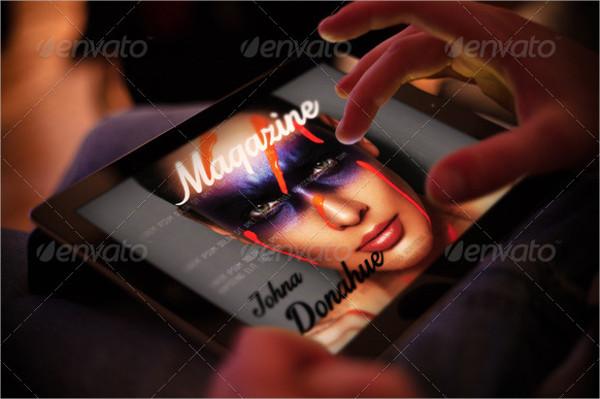 iPad & Tablet Lifestyle Magazine