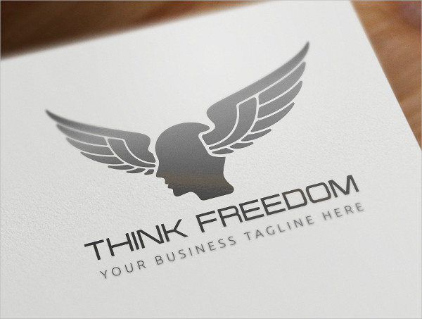 Think Freedom Logo Template