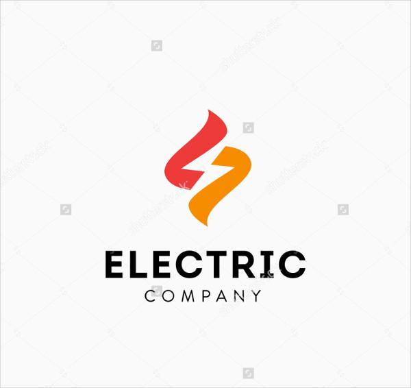 Lighting Minimal Electric Logo