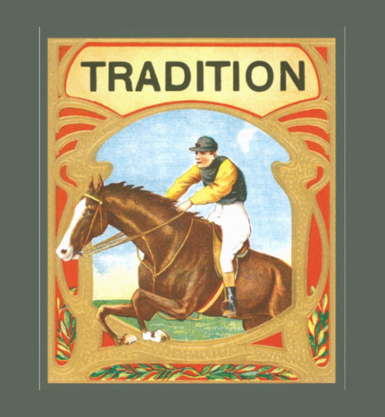Tradition Horse Jumper Flyer