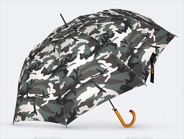 Umbrella Presentation Mock-Up