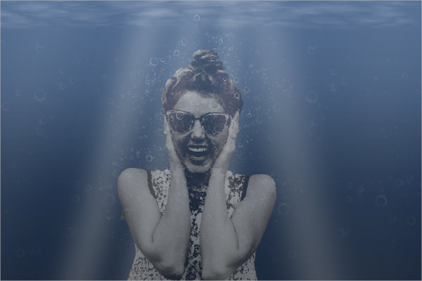 Amazing Underwater Photoshop Action