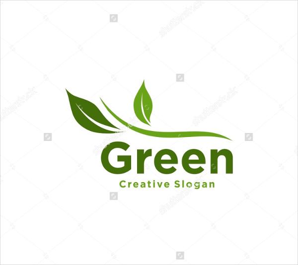 Creative Nature Vector Logo Template
