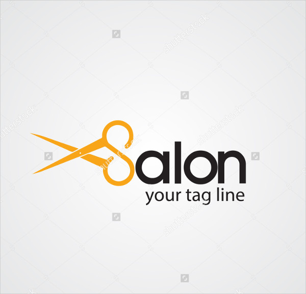 Salon Cosmetic Logo Design