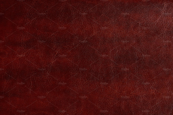 Vintage Brown Leather Background