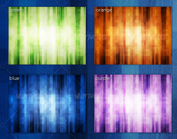 Web Mosaic Backgrounds