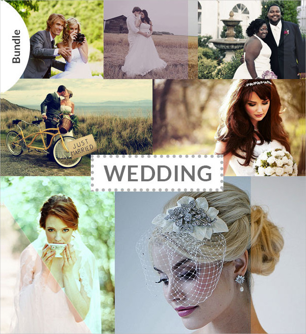 Wedding & Bridal Actions Bundle
