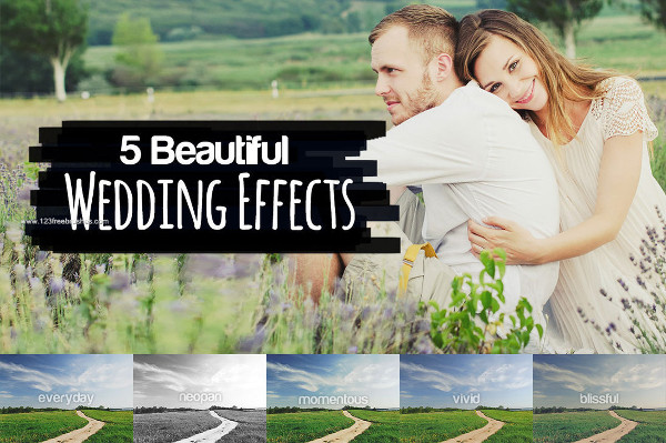 Free Download Wedding Photography Photoshop Action