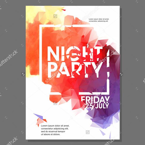 Perfect Summer Night Flyer
