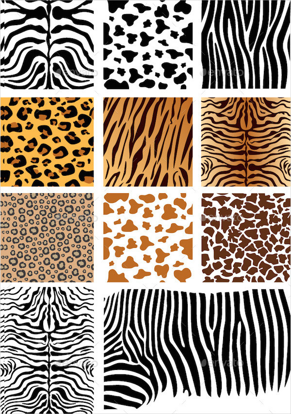 Animal Skin Patterns