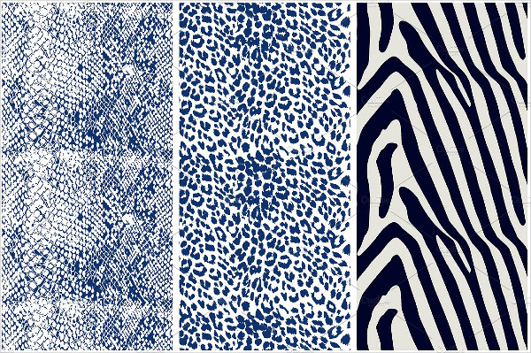 Animal Skin Seamless Patterns