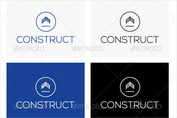 Architect Firms Logo Template