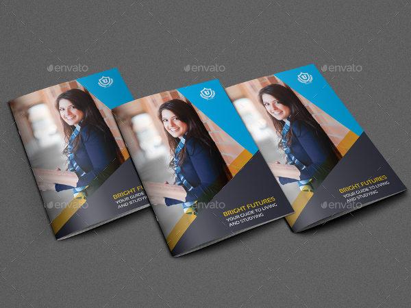 Architectural Design University Brochures Bundle