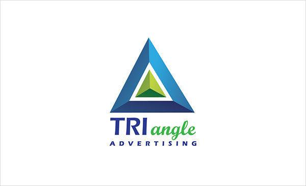 Perfect Triangle Design Logo Template