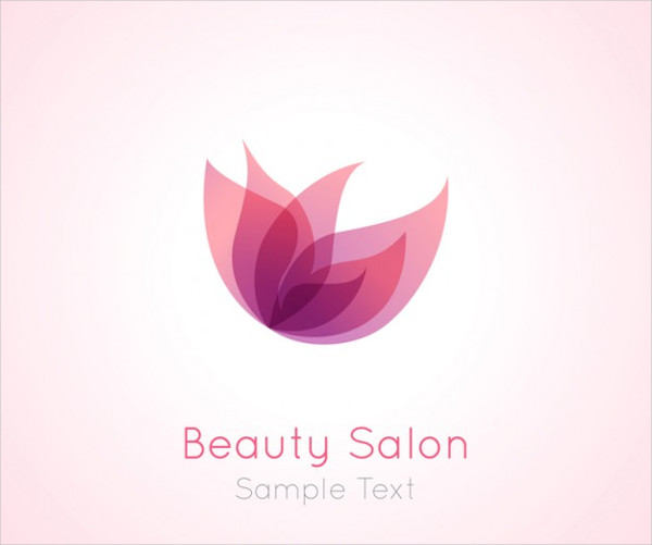 Beauty Salon Free Vector Logo