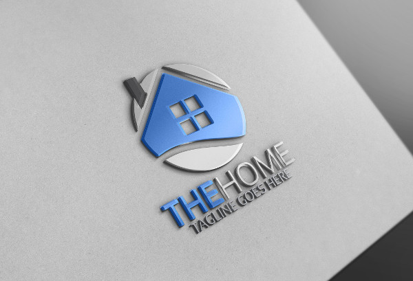 Best Homes Logo Template