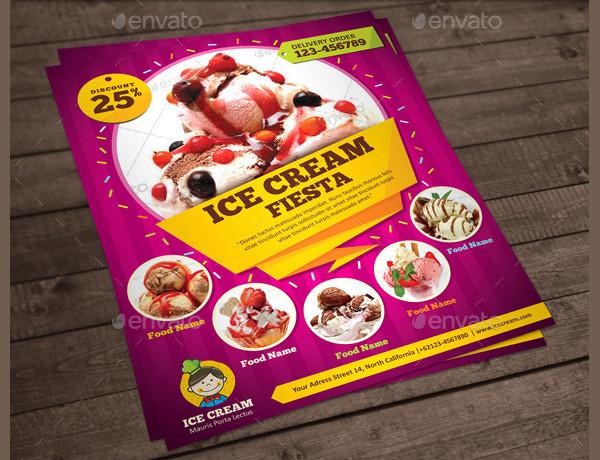 41 ice cream flyer templates free premium download