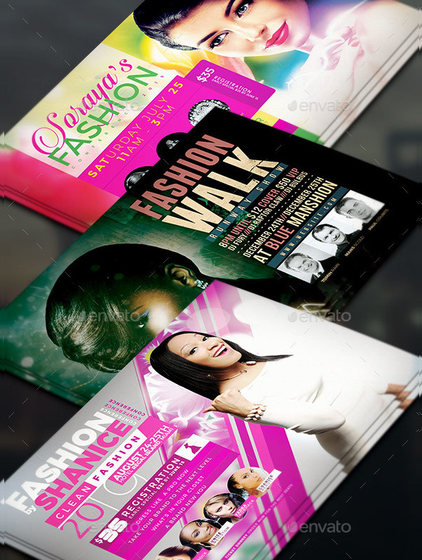 Big Fashion Flyers Bundle