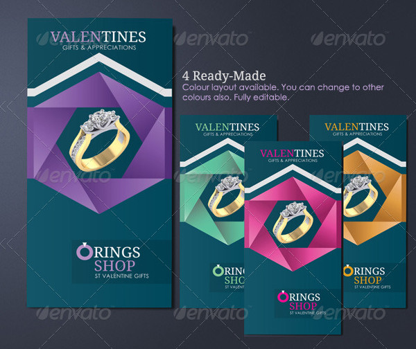 Perfect Jewelry Store Brochure