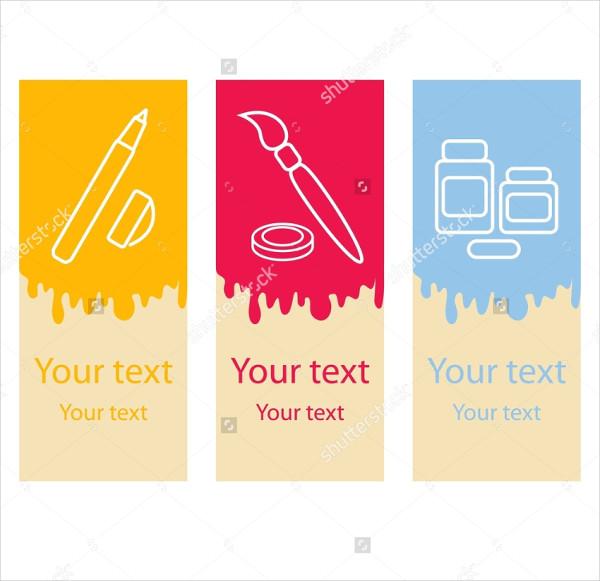 Painting Artist Design Flyer Template