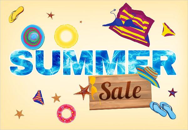 Business Summer Sale Banner
