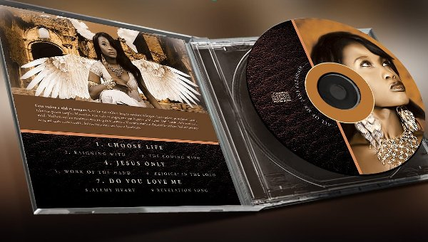 CD Artwork Templates