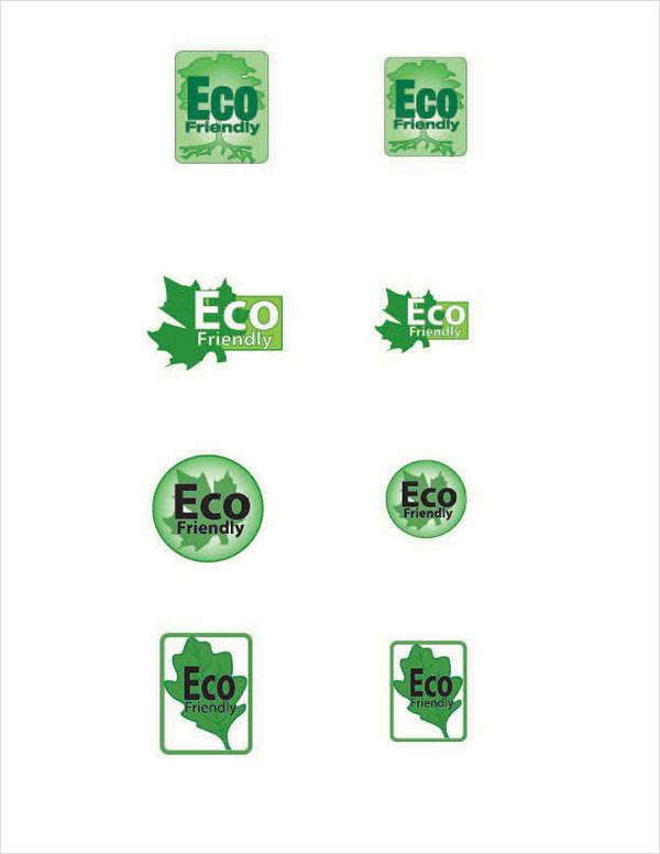 Catalog Eco Friendly Icons